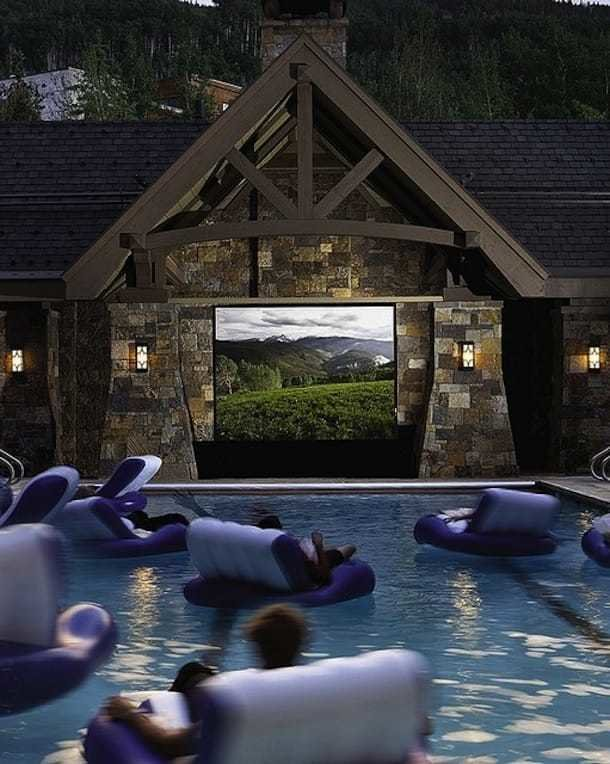 four seasons vail dive-in theater