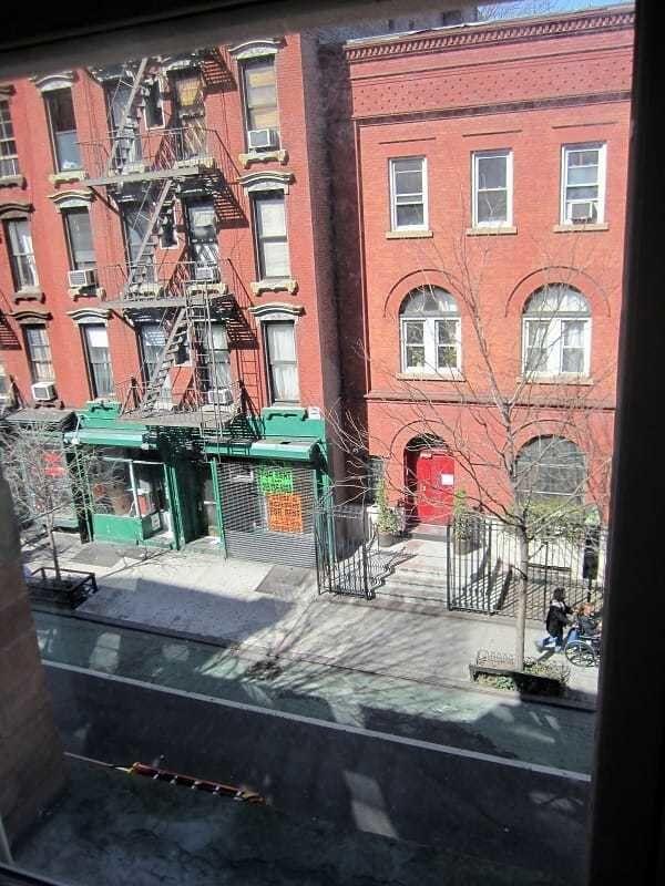 View of Greenwich Village from MySuites Salt Suite