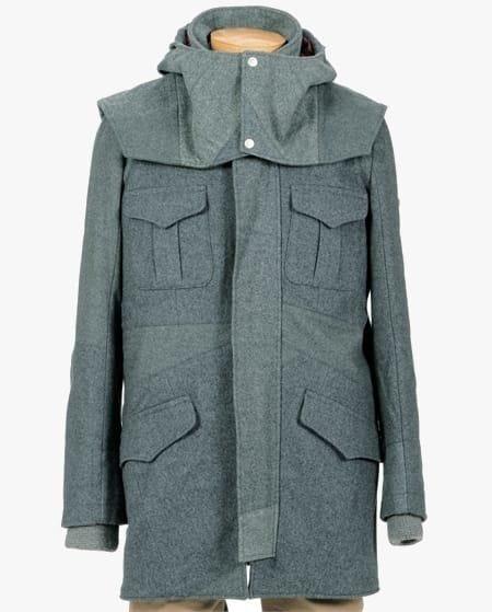 Captain's Coat at Ron Herman Boutique
