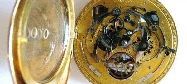 Breguet & Fils Repeater Skeleton Pocket Watch 1