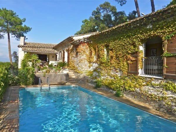 7-bedroom detached home in Super Cannes, France
