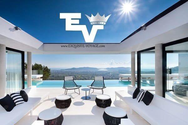 luxury villa rentals from Exquisite-Voyage.com