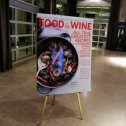 Event sponsor Food & Wine Magazine