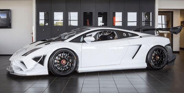 2013 Lamborghini LP570-4 Super Trofeo