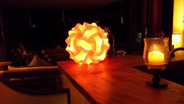 Joe Player's Groovy Ball Light
