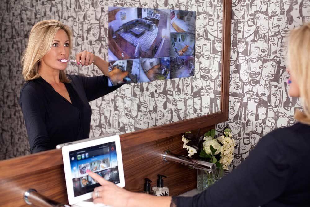 Smart App-artment Mirror