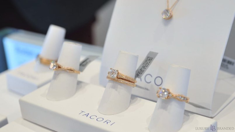 Tacori  Pretty in Pink Collection