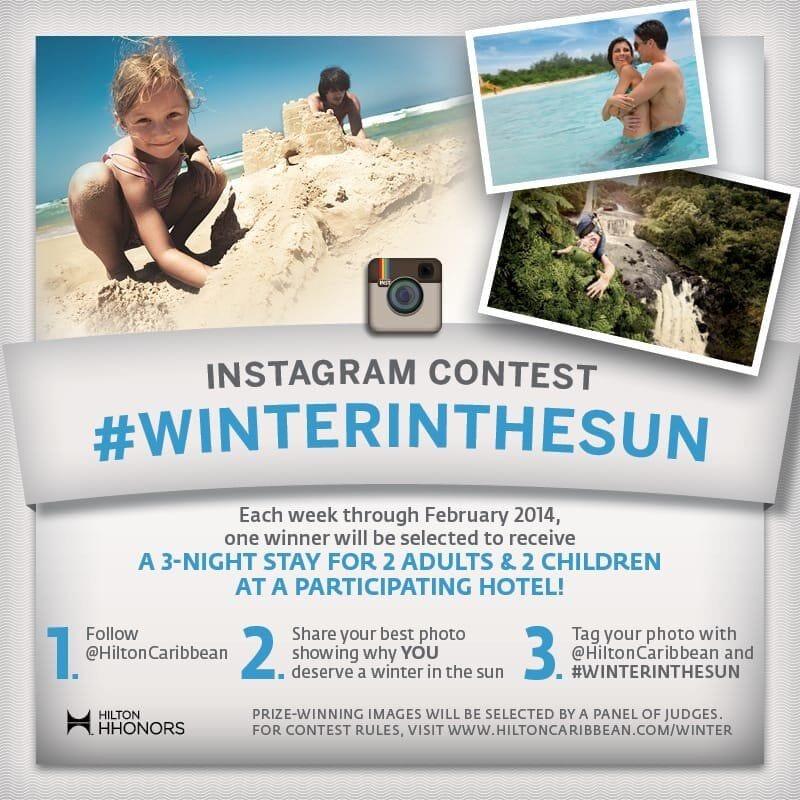 Hilton Social Media Contest