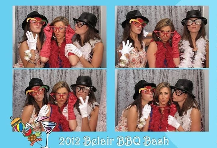 Photo Booth BBQ Bash