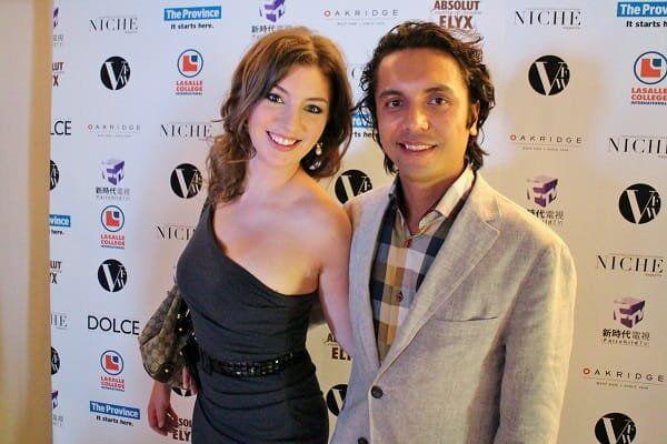 Lauren Carbis - Lifescape Image and Simon Gerard - Luxury Branded