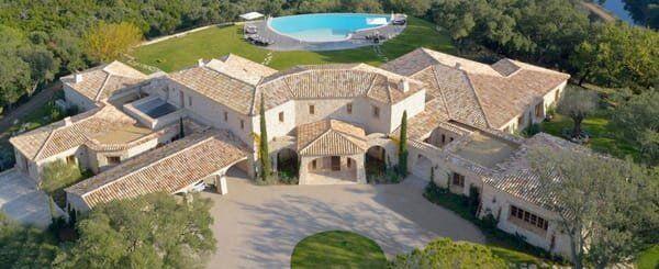 The Carlton Estate in the French Riviera