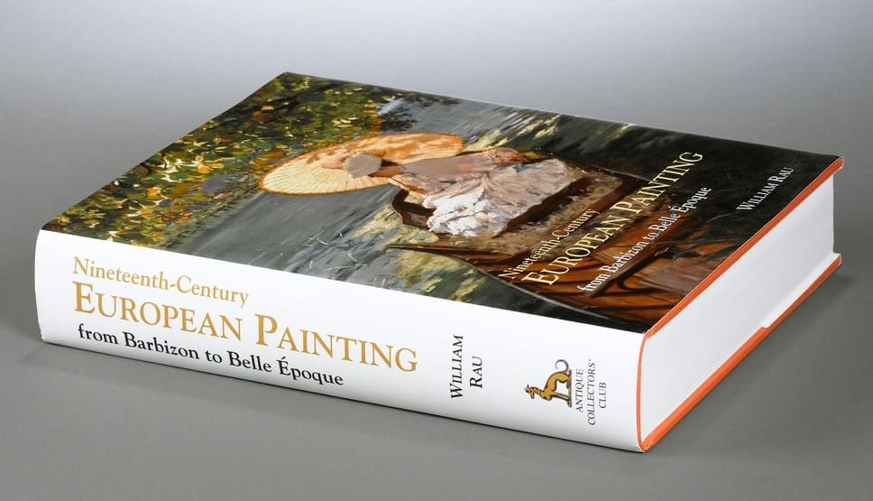 Nineteenth Century European Painting Book