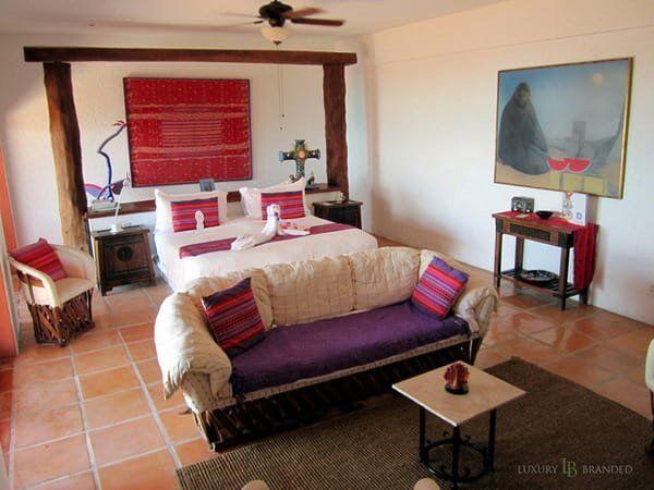 Serenity Suite at Casa de los Suenos