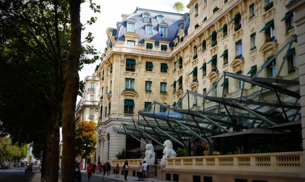 Peninsula Paris