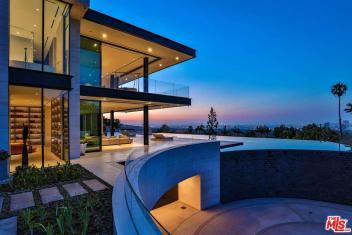 bel air mansion million month rental 3