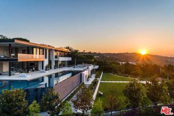 bel air mansion million month rental 5