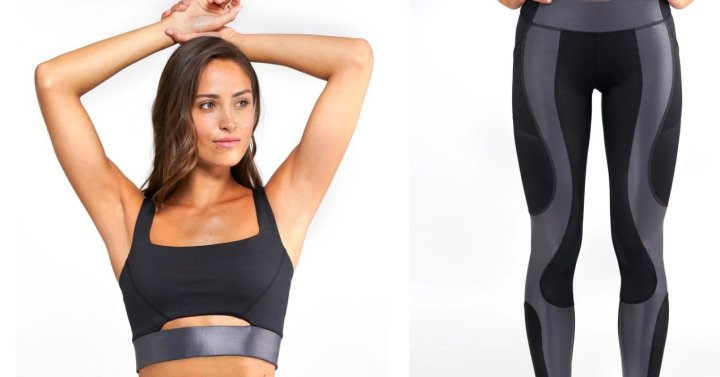 CBD Infused Acabada ActiveWear