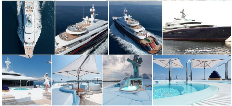most expensive luxury yacht charter nirvana
