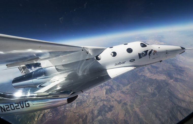 virgin galactic space tourism