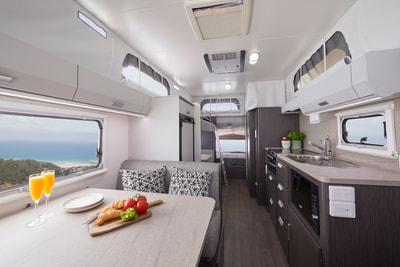 Jayco Expanda 17 56 2 Outback Caravan Hire Luxury
