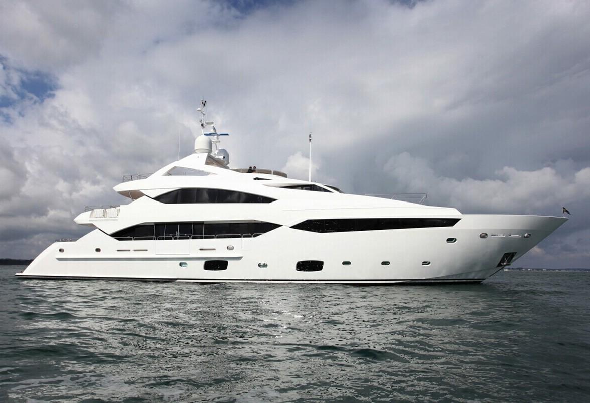 THUMPER Sunseeker Superyacht Charter