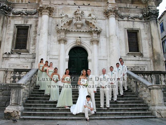 Dubrovnik Luxury Wedding Say Yes To Exclusive Amp Luxury