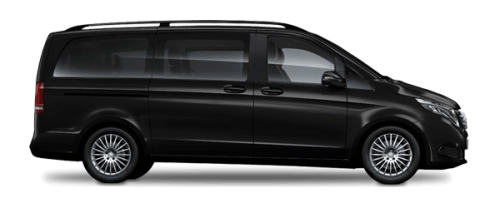 luxury mercedes vito for airport trasfer