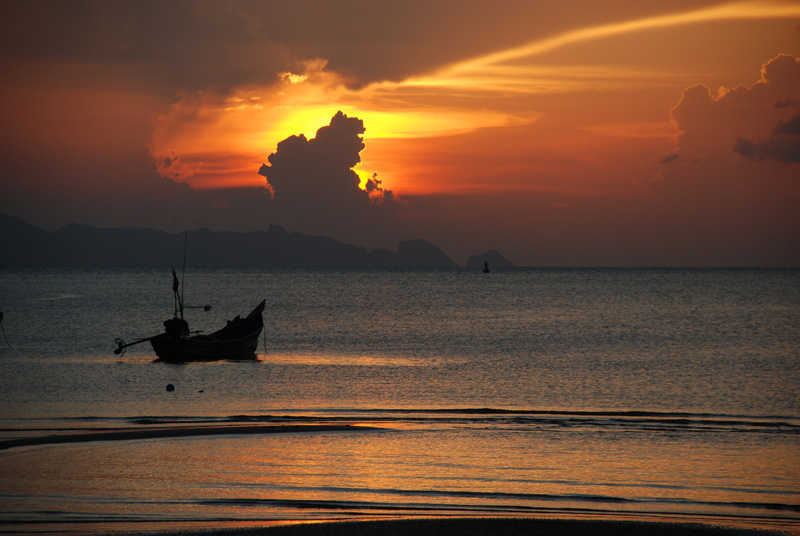 Samui Sunset