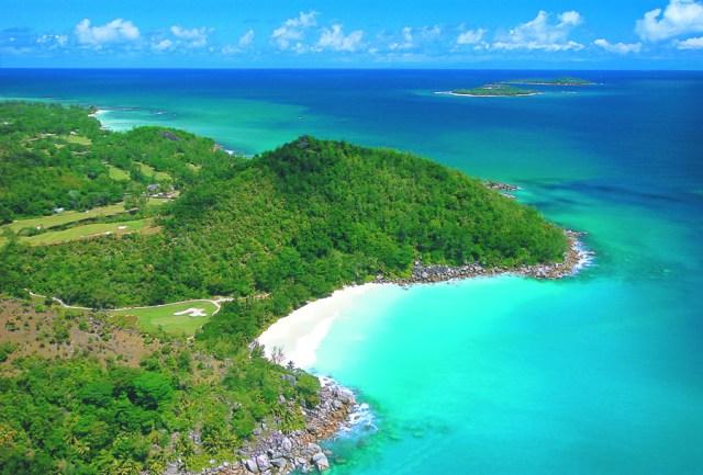 Hôtel Constance Lémuria - île de Praslin - Les Seychelles