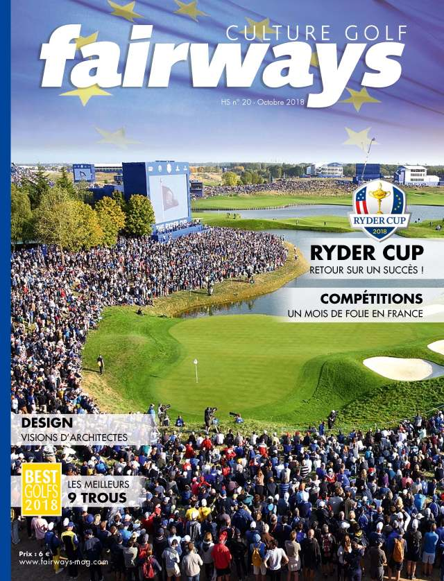 FAIRWAYS MAGAZINE OCTOBRE 2018