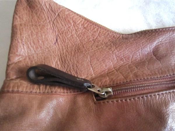 Tano Leather Hobo Bag-3
