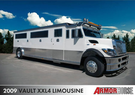 The Armored Limousine Service Security And Class At Its