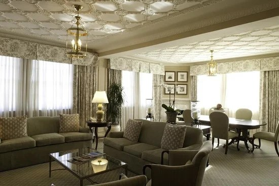 A Look Inside The Best Presidential Suites Of Washington DC