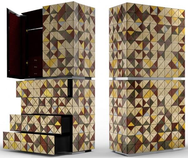 Boca do Lobo unveils new Diamond Sideboard and Pixel ...