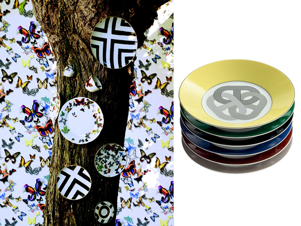 Hermès And Christian Lacroix Designer Tableware Unveiled  sc 1 st  the CITIZENS of FASHION & Hermès And Christian Lacroix Designer Tableware Unveiled | the ...