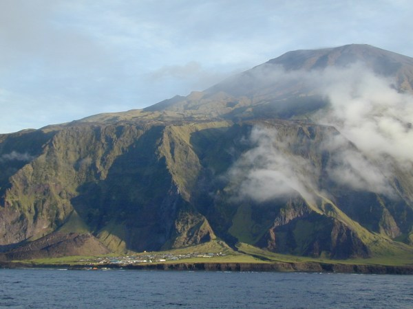 Some of the world's most extreme adventures involve isolation on a massive scale: Tristan da Cunha is a prime example of this