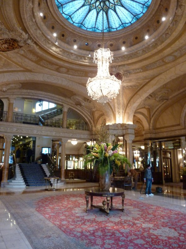 The Hotel de Paris is among the finest places when one is considering where to stay in Monaco