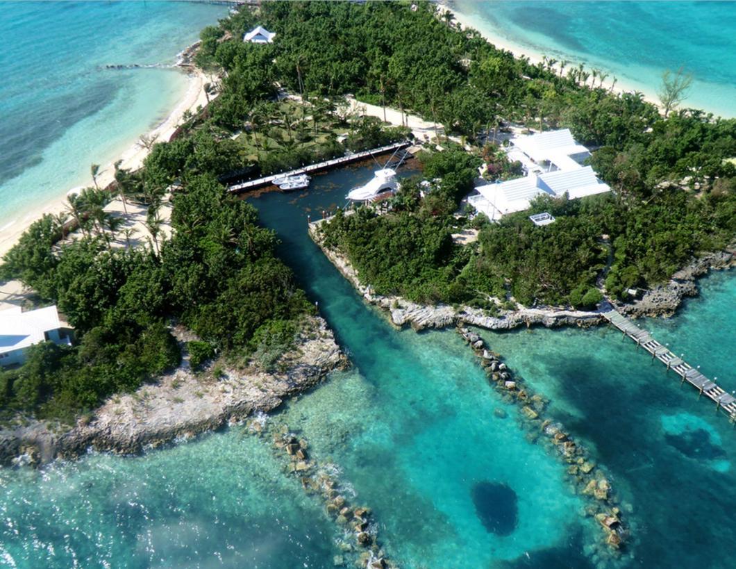 Sandy Cay - the Abacos Bahamas