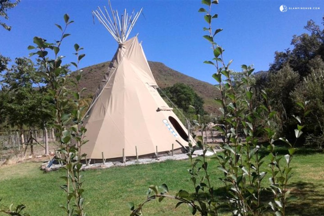 glamping sites in south africa