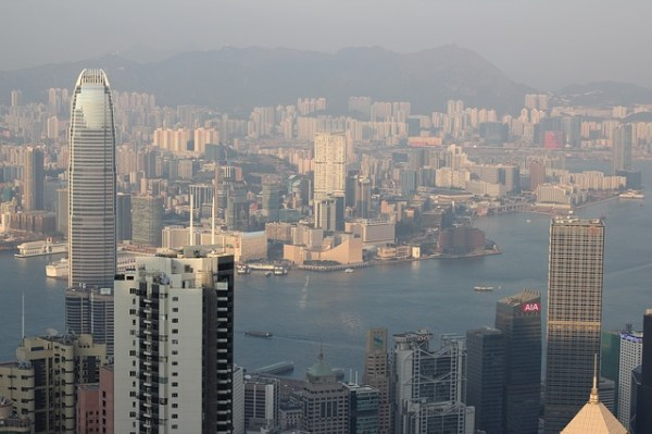 Hong Kong offers some of the best helicopter tours in the world