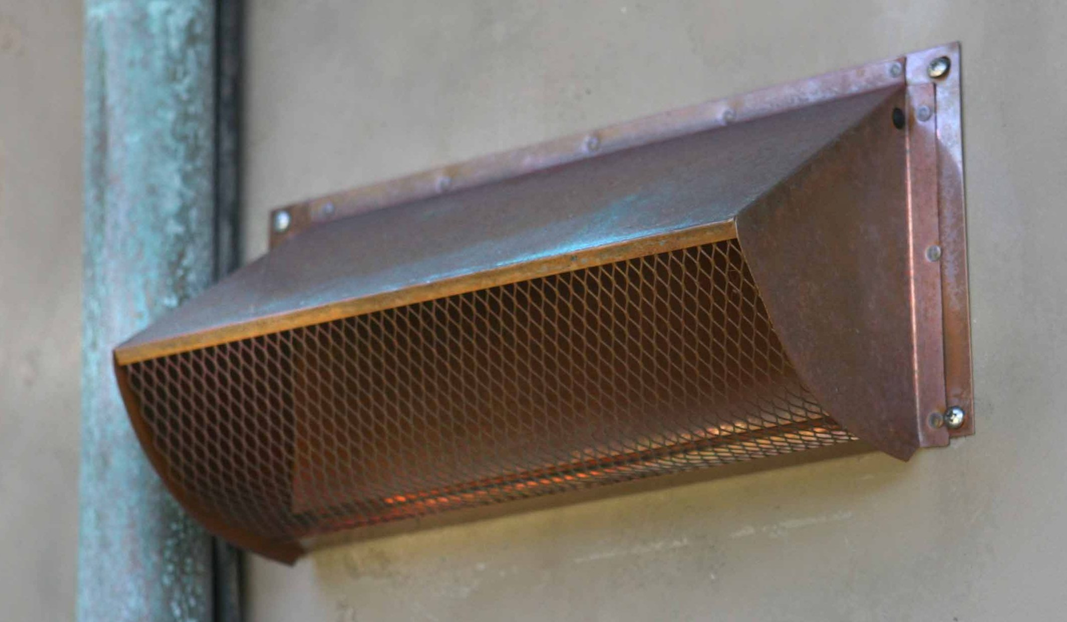 range exhaust wall vents and roof vents