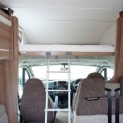 Swift Escape 696 6 Berth - Internal Front