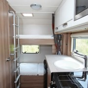Swift Escape 696 6 Berth - Rear Internal