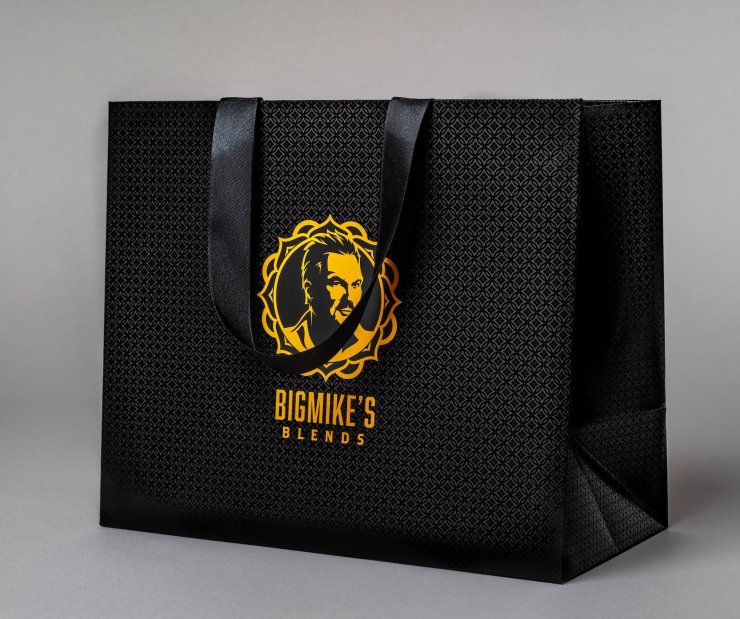 BIG MIKE'S LUXURY PAPER BAG