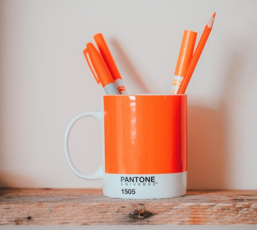 Choosing a Pantone colour or CMYK for printing promotional marketing materials