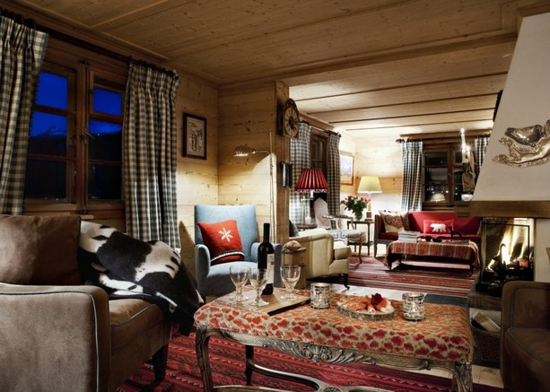 Luxury Ski Chalets Bear Klosters Switzerland Luxury