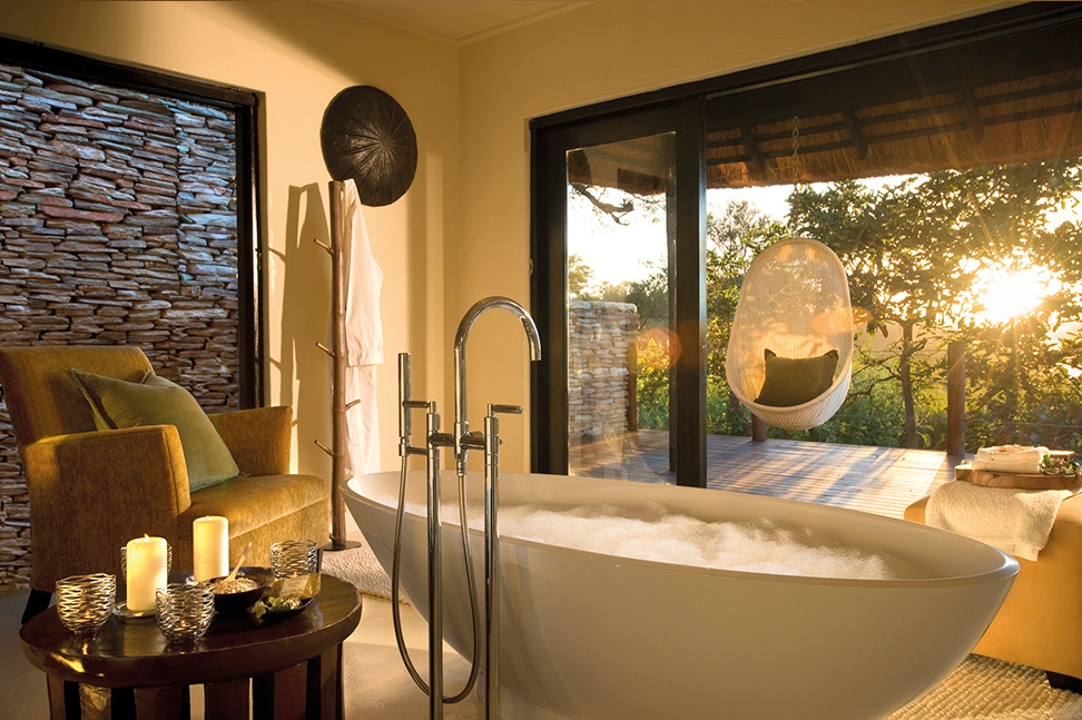 Luxurious Lion Sands River Lodge Sabi Sand South Africa