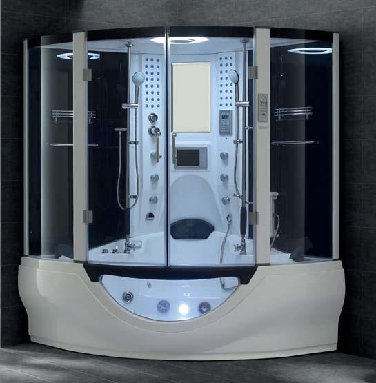 G160 STEAM SHOWER Luxury Spas Inc