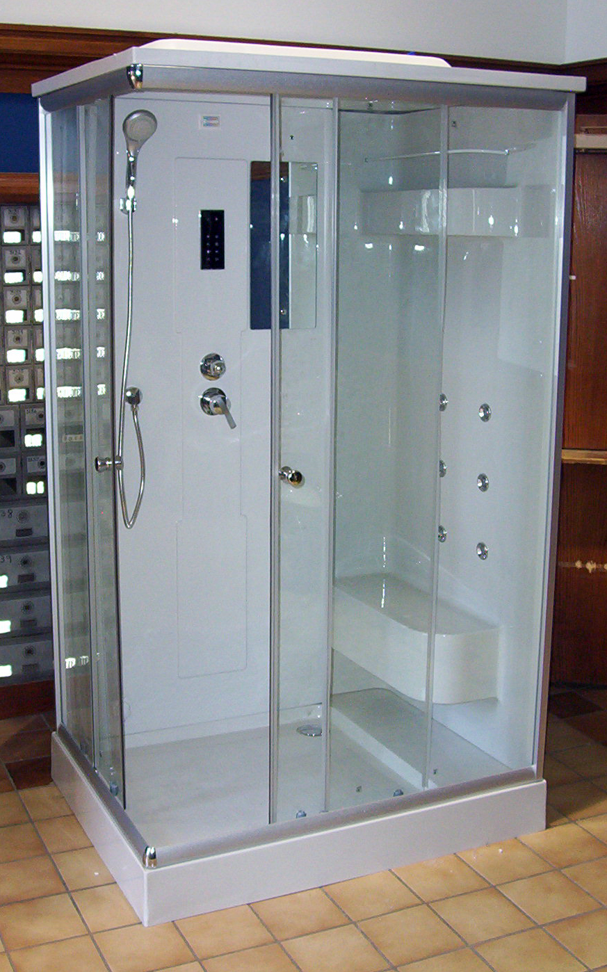 Luxury Spas And Whirlpool Bathtubs OW Q59 STEAM SHOWER