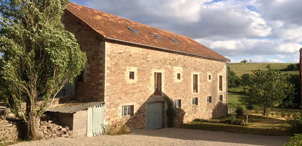 Le Bouleau Chambre Dhote In Frances Beautiful Aveyron